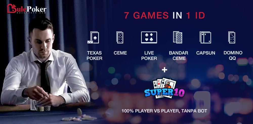 Keuntungan Bertarung Di Situs Texas Holdem Poker Terbesar
