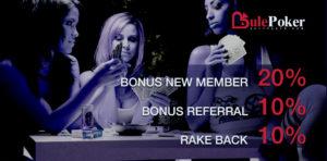 Situs Poker Terpercaya Bonus Besar