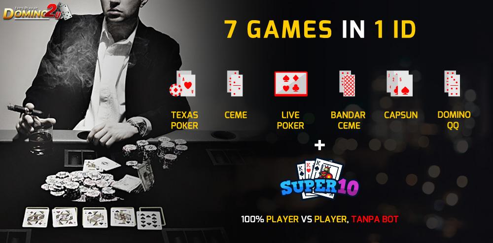 Keuntungan Bertarung Judi Texas Holdem Poker